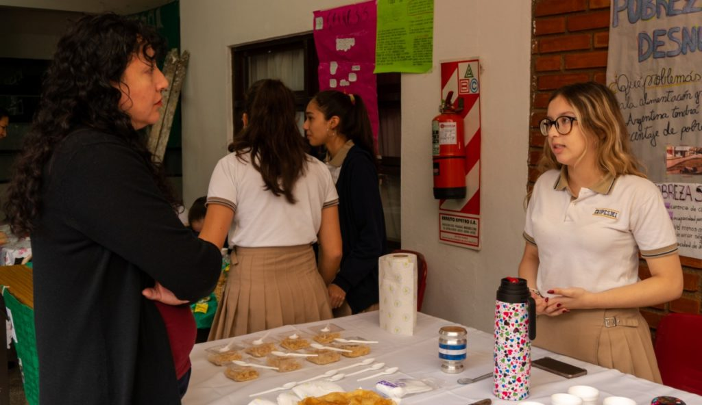 Feria de Ciencias en el Secundario Orientado