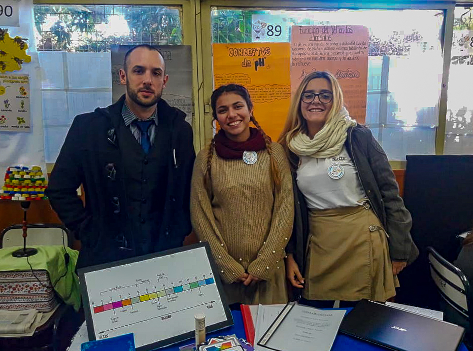 El Ipesmi participó en la Instancia Zonal de la Feria de Innovación Educativa