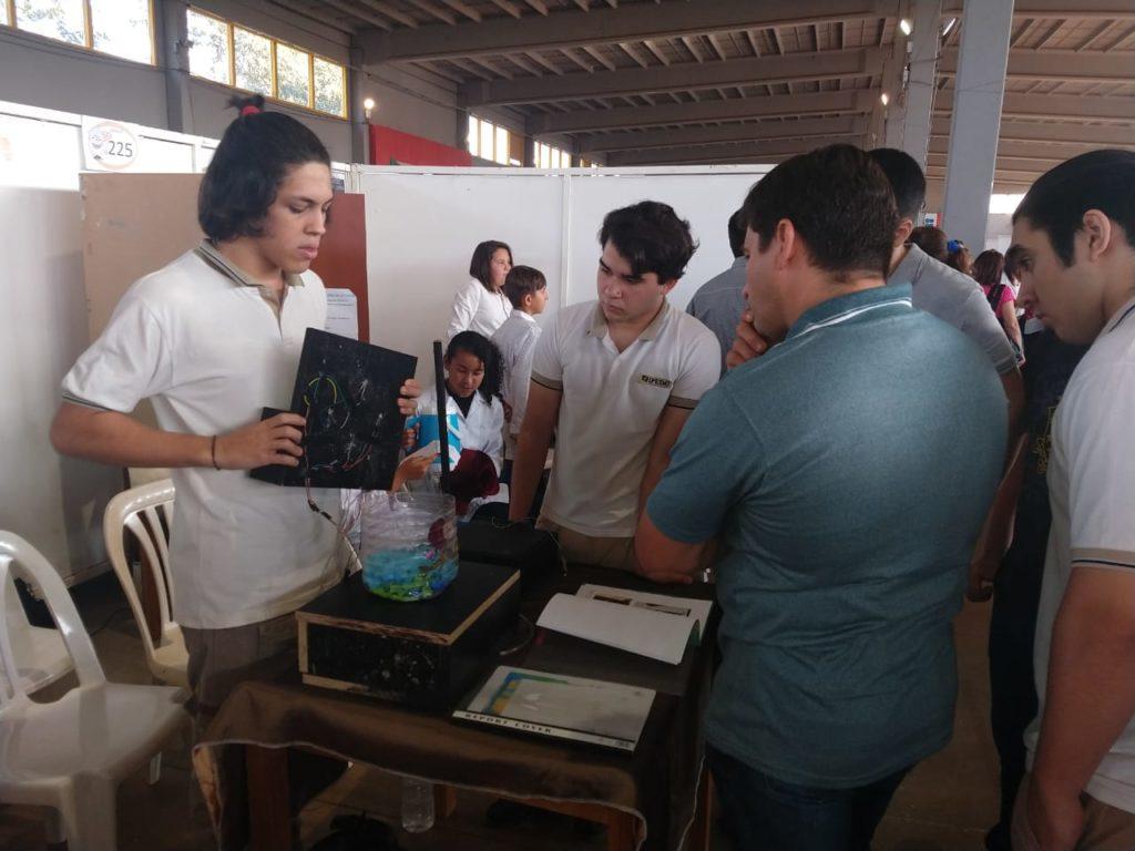 Estudiantes del Ipesmi participaron en la Instancia Provincial de la Feria de Ciencias